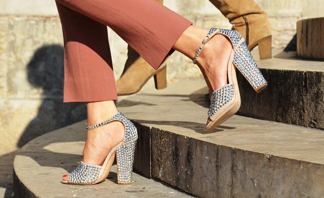 zanotti strass heels