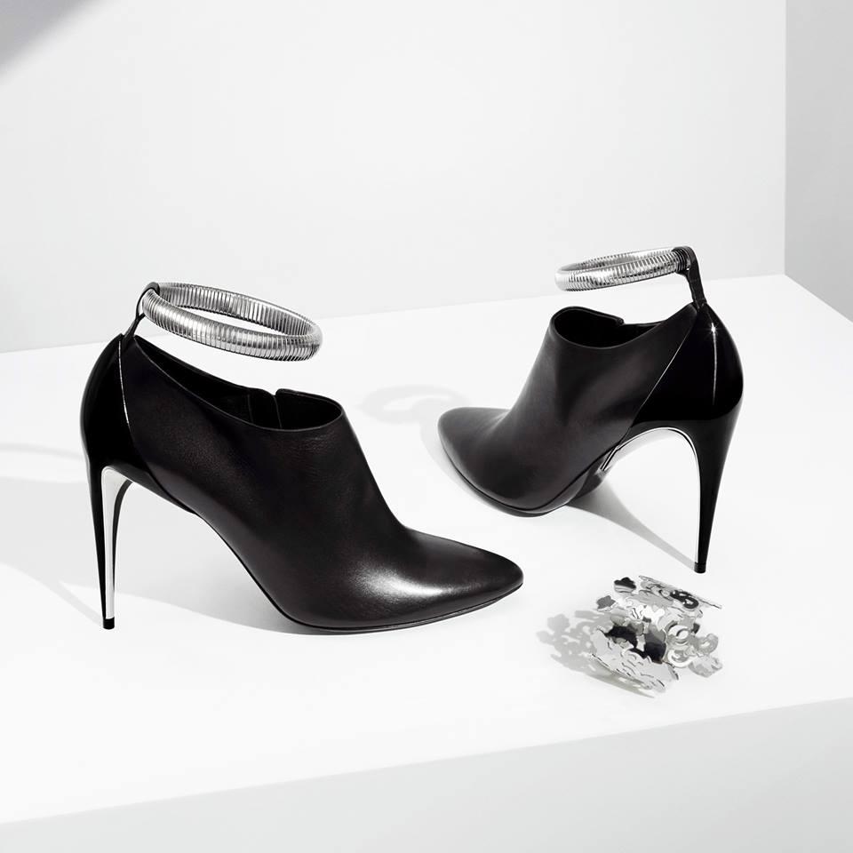 La Perla ankle boots